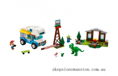 Genuine Lego Toy Story 4 RV Vacation