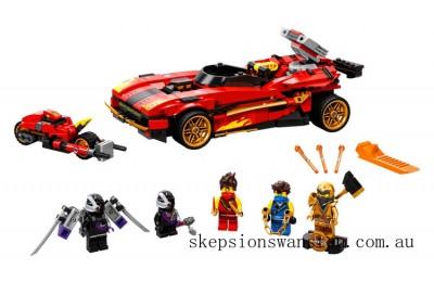 Clearance Lego X-1 Ninja Charger