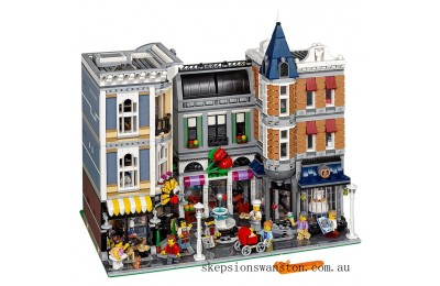Genuine Lego Assembly Square