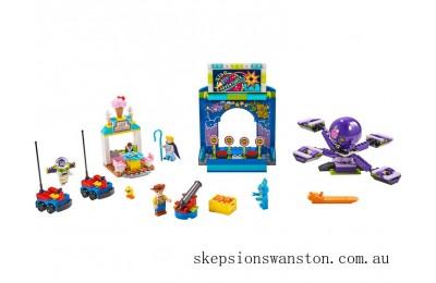 Genuine Lego Buzz & Woody's Carnival Mania!