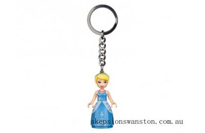 Discounted Lego Cinderella Key Chain