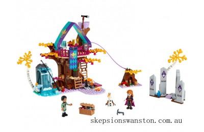 Genuine Lego Enchanted Treehouse