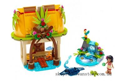 Outlet Sale Lego Moana's Island Home
