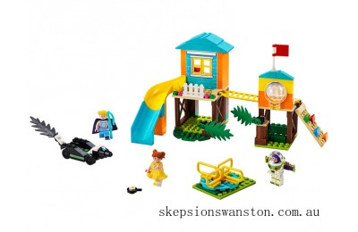 Discounted Lego Buzz & Bo Peep's Playground Adventure