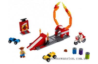 Discounted Lego Duke Caboom's Stunt Show