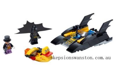 Clearance Lego Batboat The Penguin Pursuit!