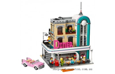 Hot Sale Lego Downtown Diner