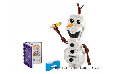 Genuine Lego Olaf