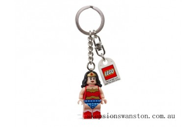 Genuine Lego® DC Comics™ Super Heroes Wonder Woman Key Chain