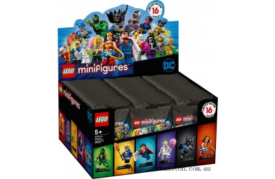 Clearance Lego DC Super Heroes Series Complete Box