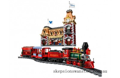 Outlet Sale Lego Disney Train and Station