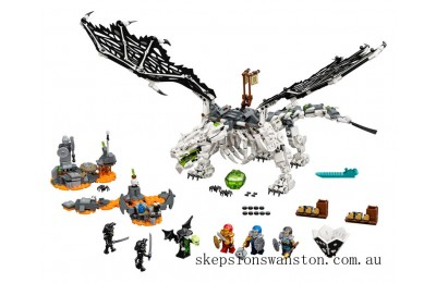 Outlet Sale Lego Skull Sorcerer's Dragon