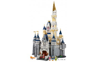 Clearance Lego The Disney Castle