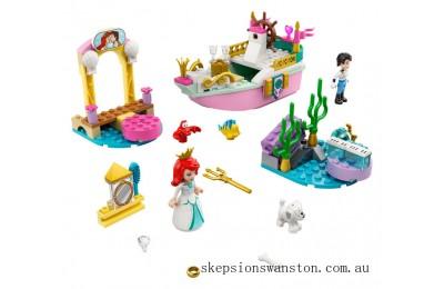 Genuine Lego Ariel's Celebration Boat