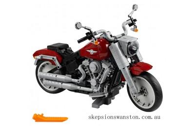 Genuine Lego Harley-Davidson® Fat Boy®