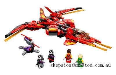Hot Sale Lego Kai Fighter