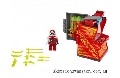 Clearance Lego Kai Avatar - Arcade Pod