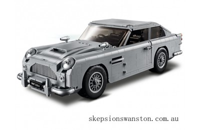 Clearance Lego James Bond™ Aston Martin DB5