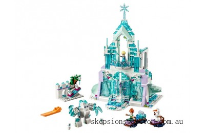 Discounted Lego Elsa's Magical Ice Palace