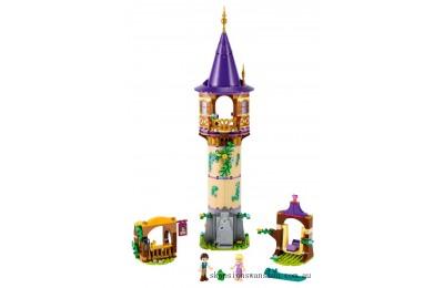 Genuine Lego Rapunzel's Tower