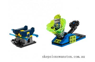 Genuine Lego Spinjitzu Slam - Jay