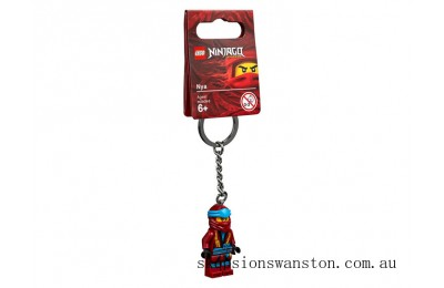 Clearance Lego Nya Key Chain