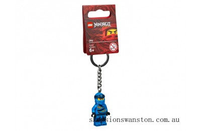 Genuine Lego Jay Key Chain