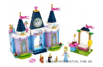 Outlet Sale Lego Cinderella's Castle Celebration