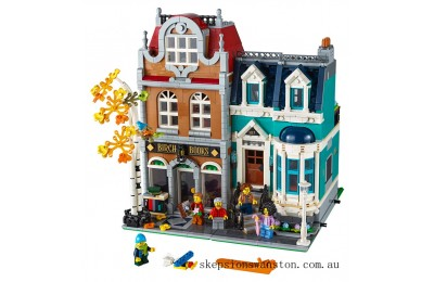 Hot Sale Lego Bookshop