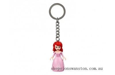 Discounted Lego Ariel Key Chain