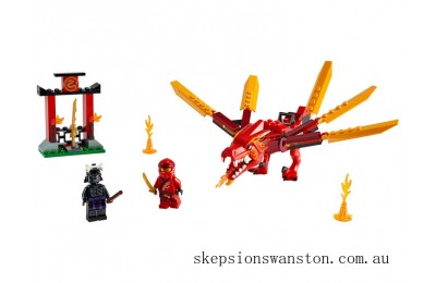 Outlet Sale Lego Kai's Fire Dragon