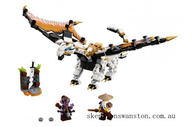 Hot Sale Lego Wu's Battle Dragon