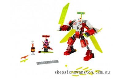Clearance Lego Kai's Mech Jet