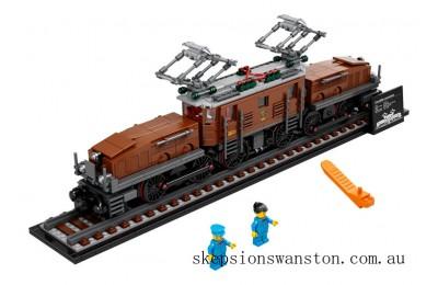 Hot Sale Lego Crocodile Locomotive