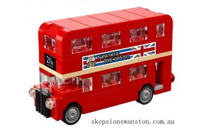 Genuine Lego® London Bus