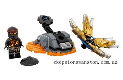 Discounted Lego Spinjitzu Burst - Cole