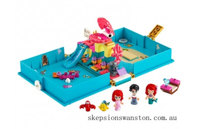 Discounted Lego Ariel's Storybook Adventures