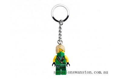 Clearance Lego Lloyd Key Chain