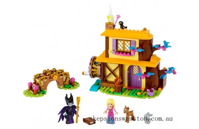 Discounted Lego Aurora's Forest Cottage