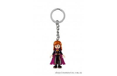 Discounted Lego® ǀ Disney Frozen 2 Anna Key Chain