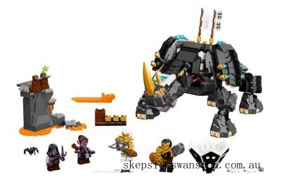 Genuine Lego Zane's Mino Creature