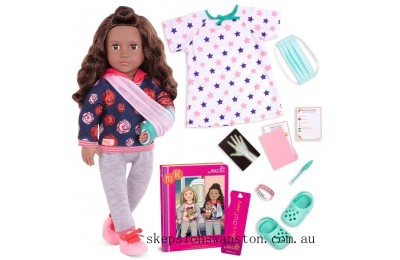 Outlet Sale Our Generation Deluxe Keisha Doll