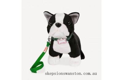 Hot Sale Our Generation 15cm Boston Terrier Pup