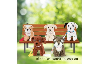 Discounted Our Generation 15cm Plush Puppies