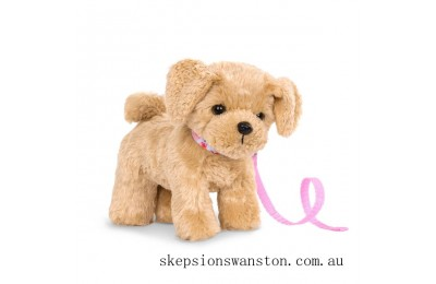 Outlet Sale Our Generation 15cm Poseable Goldendoodle Pup