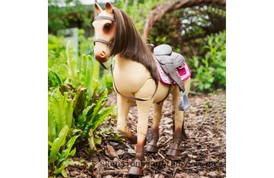 Clearance Our Generation Poseable Legs Morgan Horse