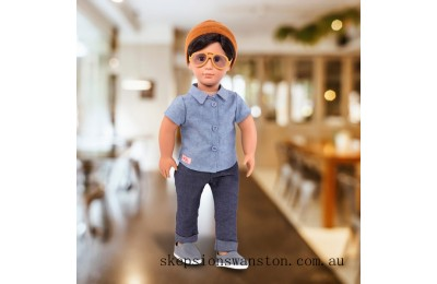 Hot Sale Our Generation Franco Doll