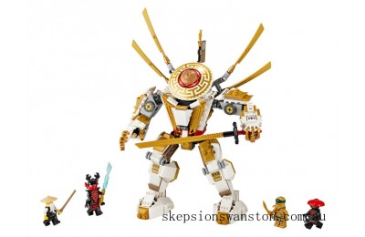 Clearance Lego Golden Mech