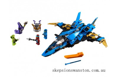 Outlet Sale Lego Jay's Storm Fighter