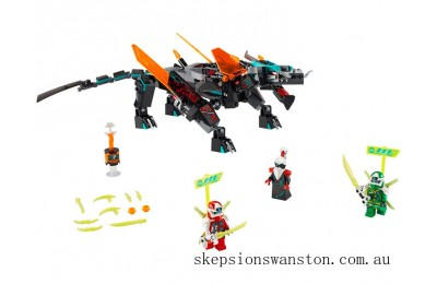 Discounted Lego Empire Dragon